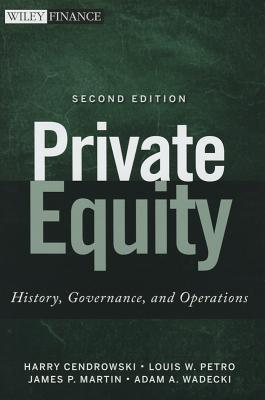 Private Equity By Cendrowski, Harry